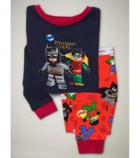 Pižamica Batman in Robin
