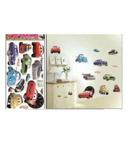 Nalepka za steno Cars 33 x 60 cm